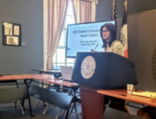 Mout Sinai NYSCECH at the 11th Staten Island Asthma Coalition