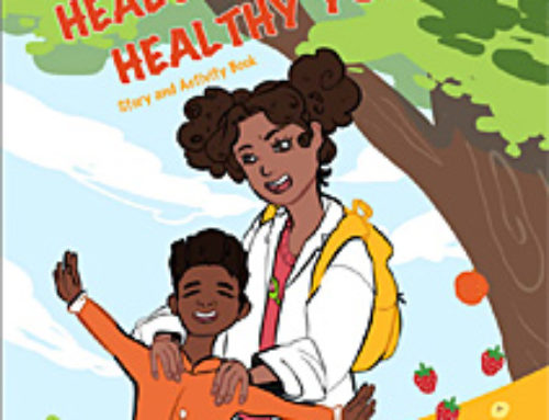 Youth Environmental Health Resources: The CEHC Coloring Book