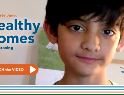 Healthy Homes Safe Cleaning Video